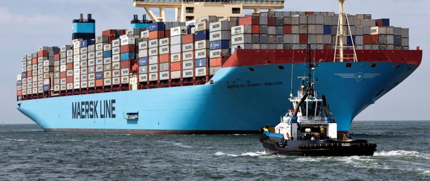 REINFORCING ITS POSITION IN GLOBAL SHIPPING